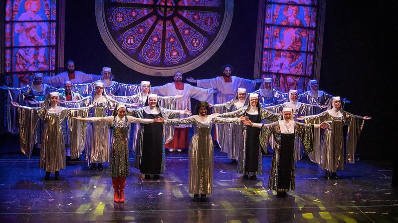 sister act teatro nuovo
