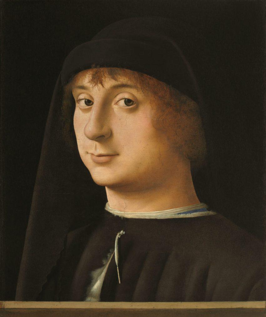 Antonello da Messina Ritratto di Giovane Philadelphia Museum of Art