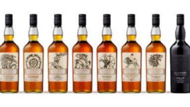 Gli otto whisky ispirati a Games of Thrones