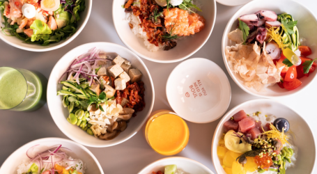 Esordio di Boul & Co dove il poke bowl parla italiano