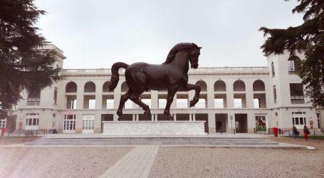 Il Cavallo di Leonardo, Nina Akamu, Ippodromo Snai San Siro