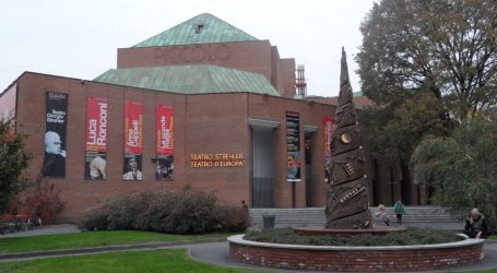 Piccolo Teatro Strehler Milano, Teatro d'Europa dal 1991