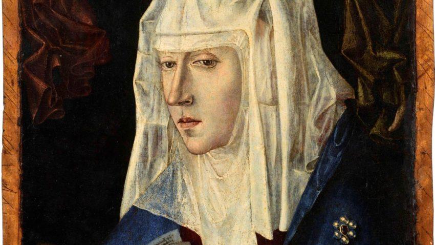 La Vergine leggente, Antonello da Messina, Museo Poldi Pezzoli