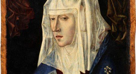 La Vergine leggente di Antonello al Poldi Pezzoli