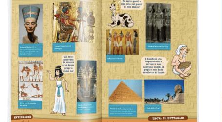 Artonauti, album di figurine che racconta la storia dell'arte