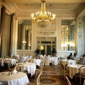 Il Kempinski Palace, uno degli hotel più lussuosi e di charme della Slovenia