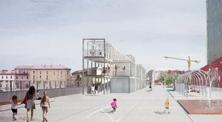 Highline Cavalcavia Bussa, Milano come New York