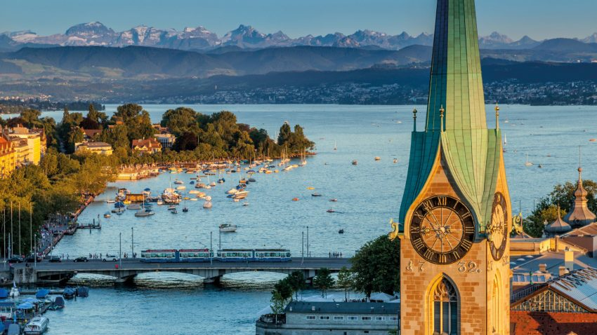 Swiss Cities: Zurich