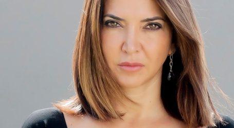 Rosalia Porcaro sul palco del Sisal Wincity di Milano