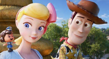 Toy Story 4 al cinema. Aguzzate la vista!
