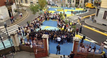 Piazze aperte, inaugurata la nuova piazza di NoLo