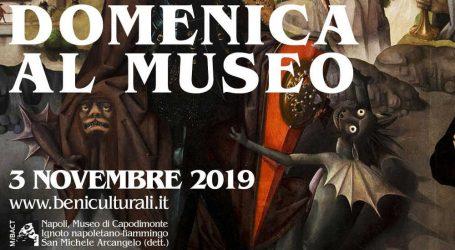 Domenica 3 novembre tornano i musei gratis