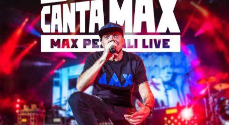 Max Pezzali in concerto a San Siro