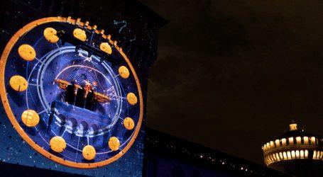 La Festa del Paradiso: Natale, Leonardo illumina il Castello