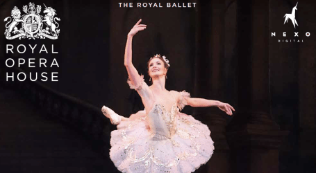 La Bella Addormentata del Royal Ballet al cinema