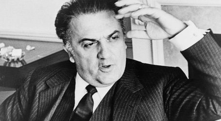 Federico Fellini, dieci curiosità sul grande regista
