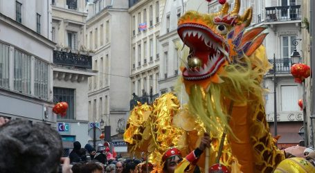 La Sfilata del Dragone del Capodanno Cinese 2020