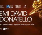 David di Donatello 2020, tutte le candidature