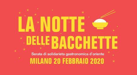 La notte delle bacchette a Milano