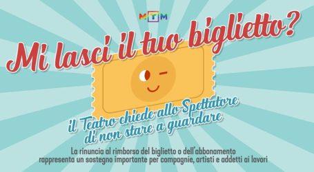 MTM Milano lancia #Nonstareaguardare per sostenere la cultura