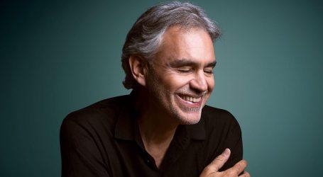 Andrea Bocelli racconta il concerto di Pasqua