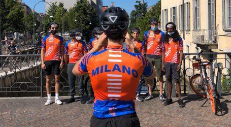 AbbracciaMi: il primo tratto ciclopedonale da Adriano a Corvetto