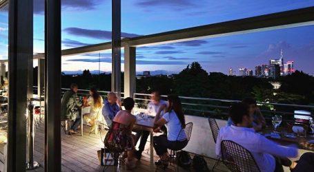 Dove mangiare all'aperto a Milano in estate: dieci consigli
