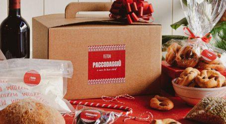 A Natale da Pizzium arriva il Paccodaggiù