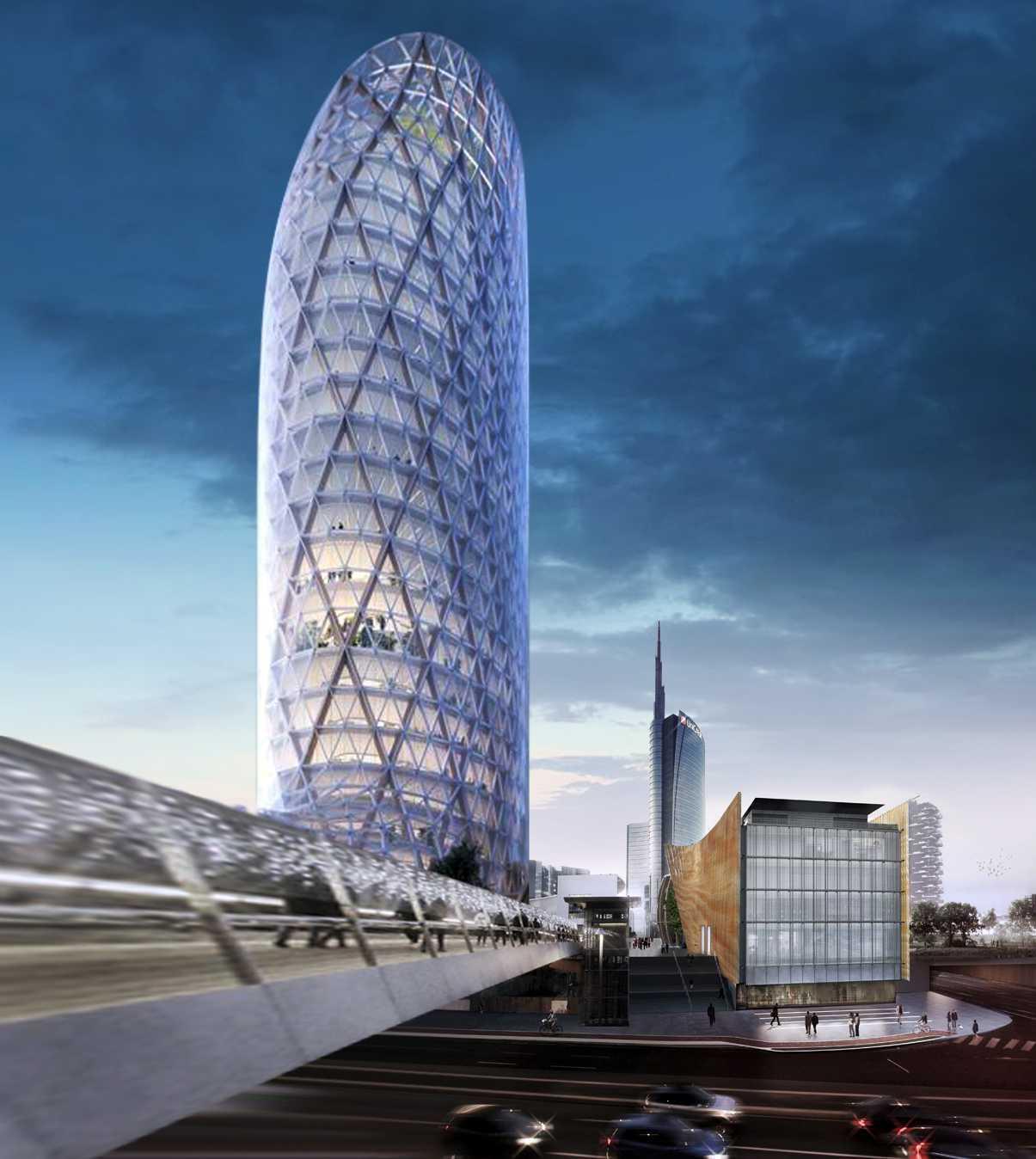 TORRE UNIPOL arriva il grattacielo pi spettacolare di
