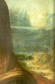 Lo sfondo della Mona Lisa  in Lombardia