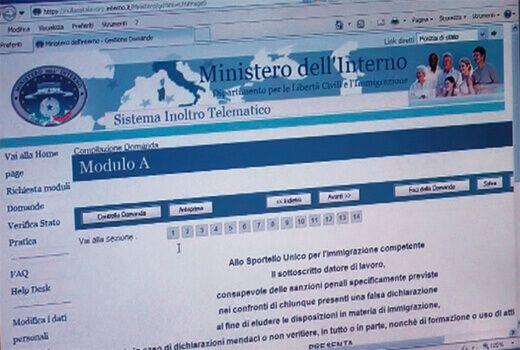 ministero interno decreto flussi 2015