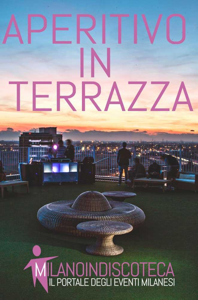 Opening Terrazza Expoint The Hub Milano  Info 3282345620