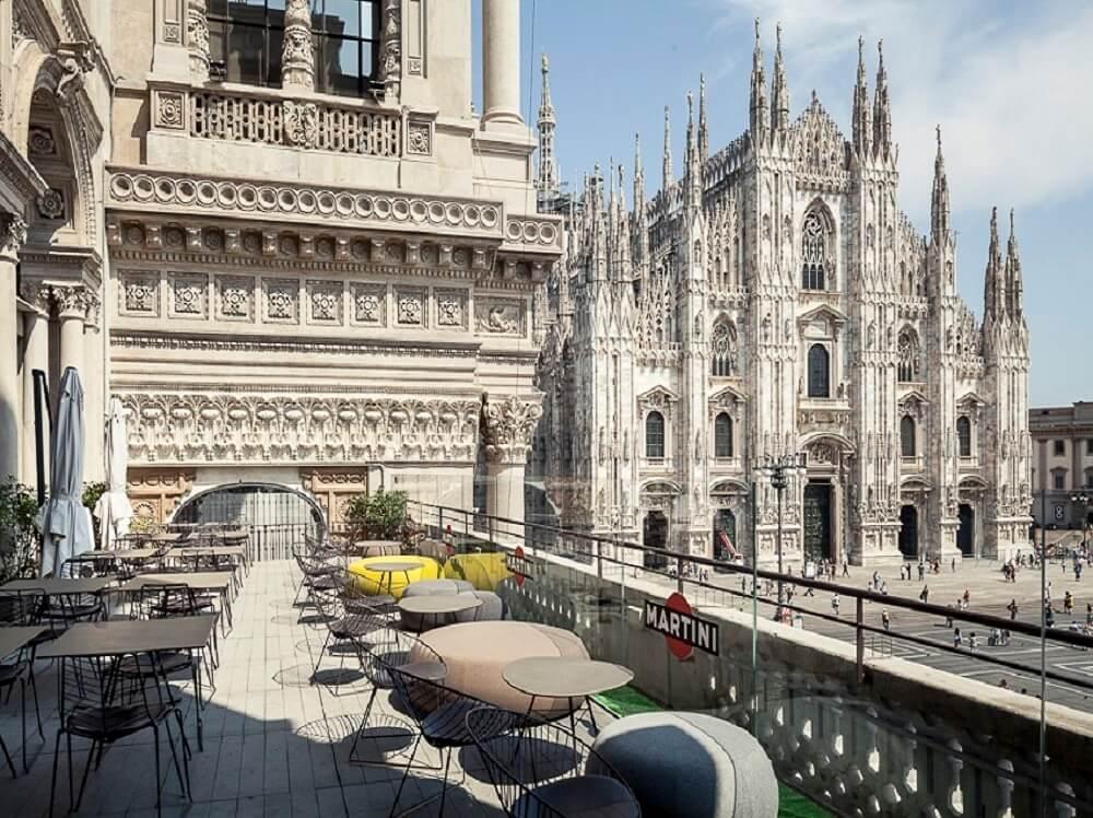Terrazza Duomo 21 Restaurant