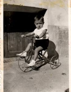 Gianni nel 1936