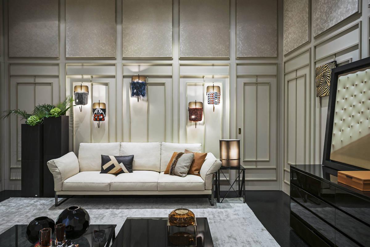 Milano Fendi Casa apre in Via Montenapoleone  Milano Life