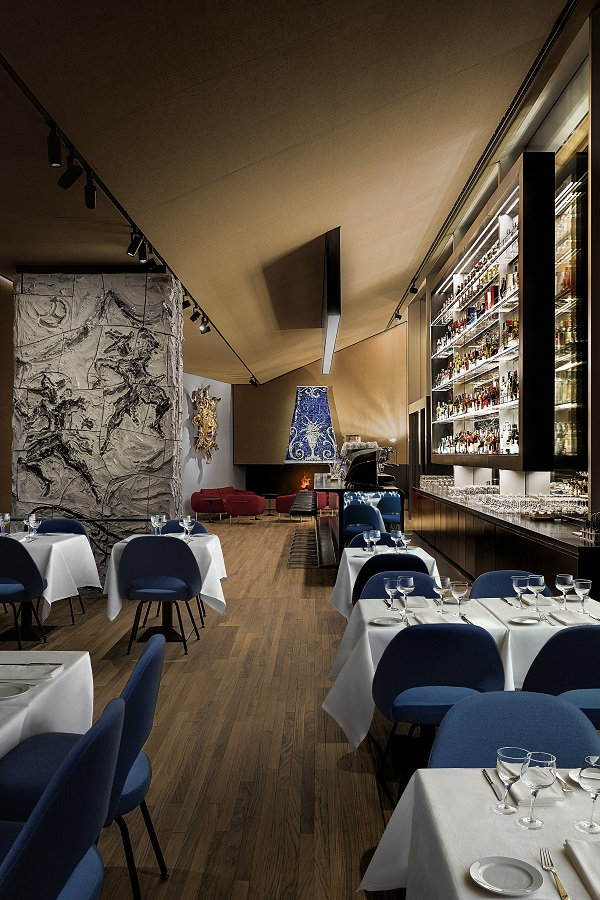 Ristorante Torre della Fondazione Prada men costo orari e prenotazioni  Milano Life