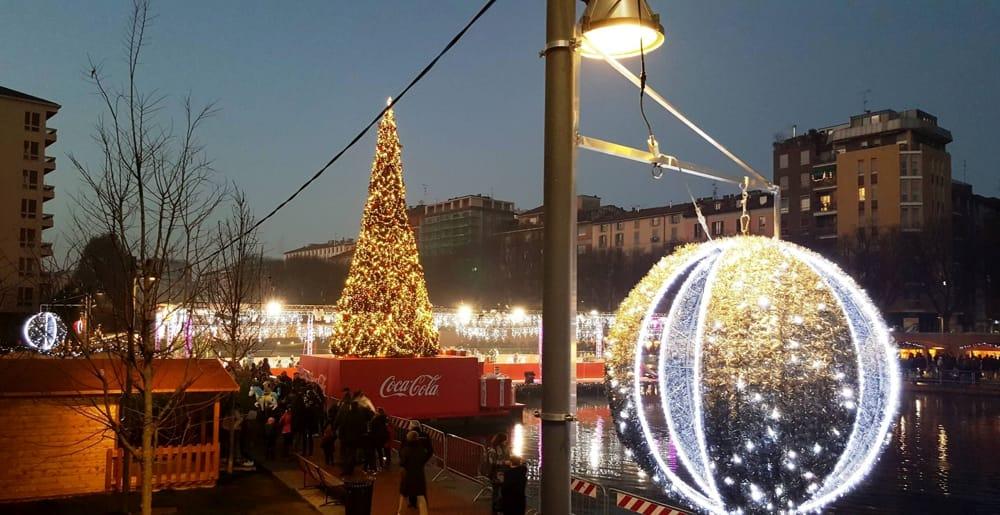 I Mercatini di Natale sui Navigli a Milano tutte le info