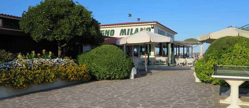 Bagno Holiday Milano Marittima