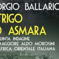 Intrigo ad Asmara - Giorgio Ballario