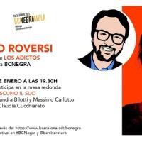 Paolo Roversi e Los Addictos a Barcelona Negra.