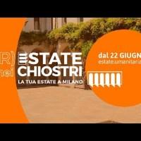 (R)Estate nei chiostri. Dal 22 giugno torna a Milano la kermesse estiva della Società Umanitaria