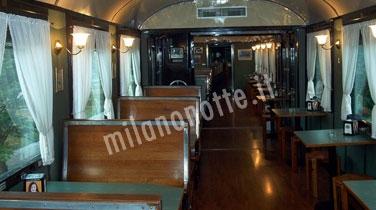 Voiture caf Milano Ristorante