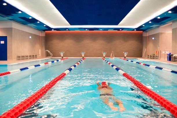 Piscina Colonna corsi di nuoto