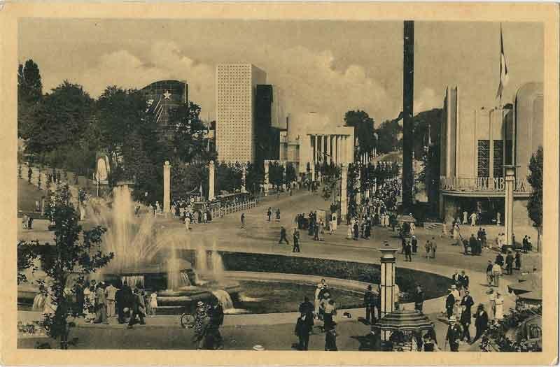 EXPO 1935 BRUXELLES