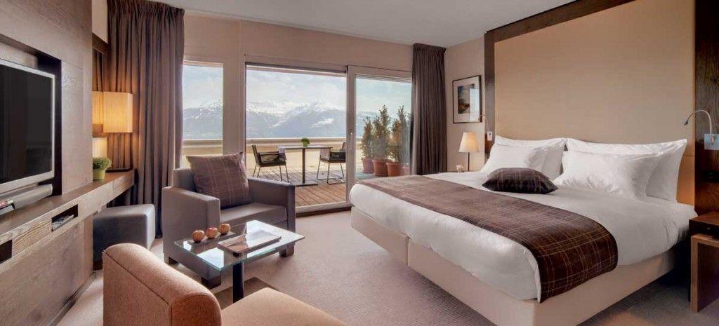 Crans Ambassador il resort di montagna a 5 stelle