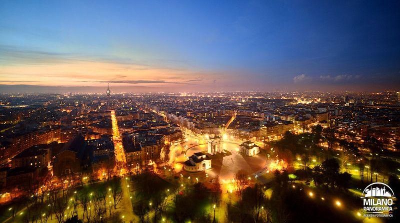MILANO BY NIGHT  MilanoPlatinumcom