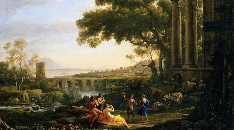 Il paesaggio classico del Seicento Lorrain e Poussin
