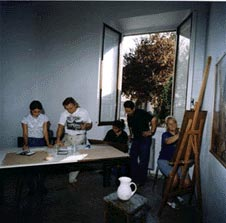 Art Courses in Italy, Study a Semester Abroad in Milan: Italian Language, Art Courses