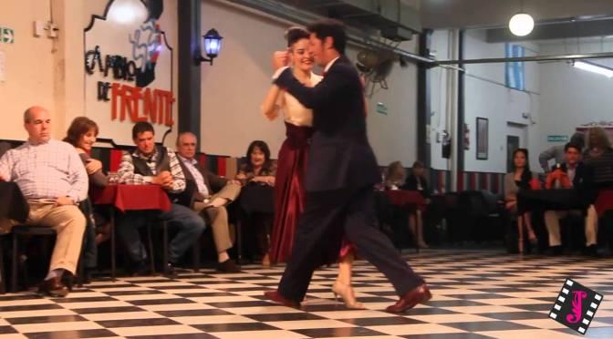Quel gusto un po' retrò del tango anni Cinquanta – Stage con Ayelen Urrutia e Martin Vicente – Domenica 15 novembre