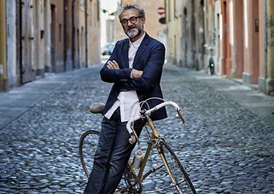 Massimo Bottura – Monografia